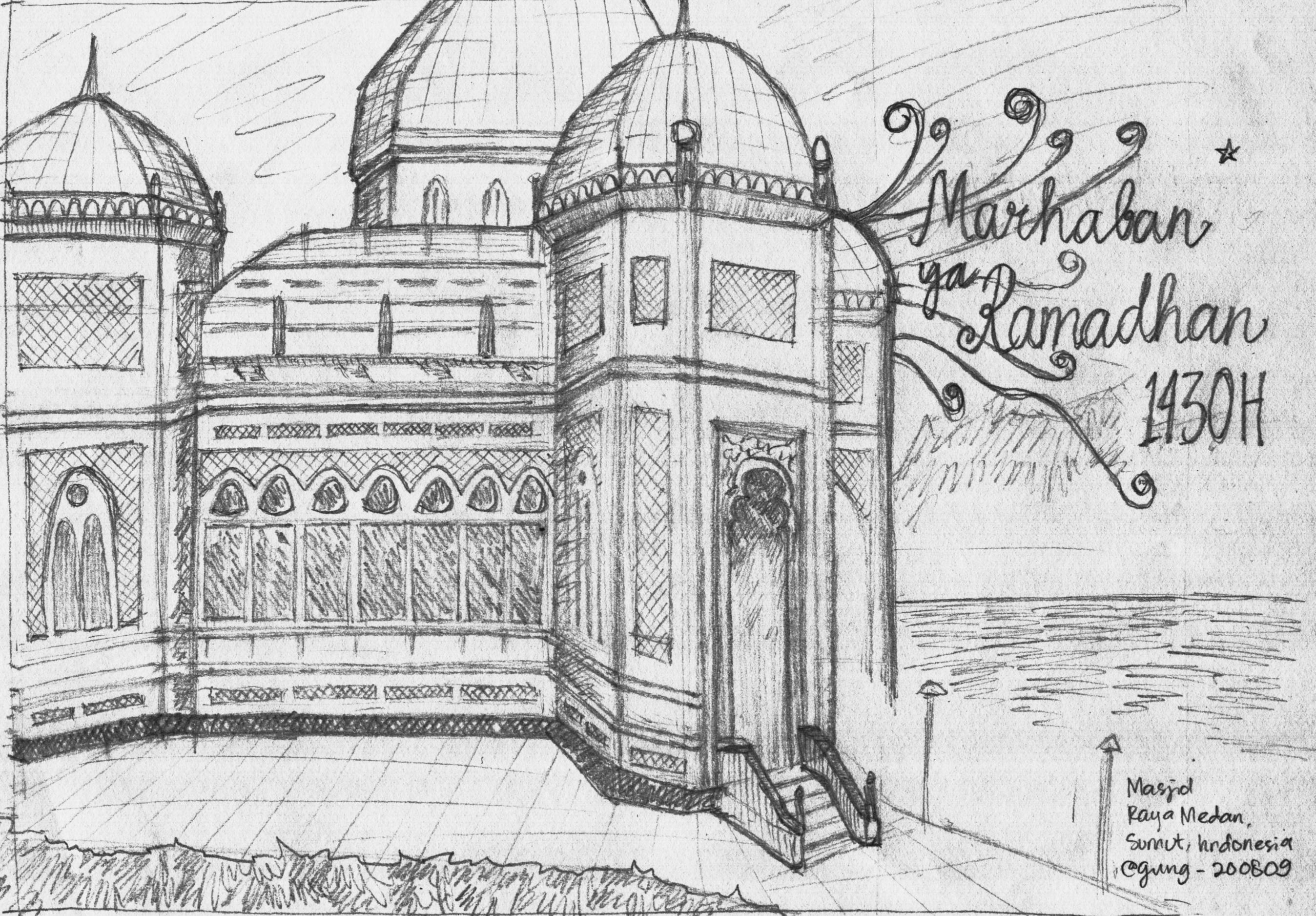 Marhaban Ya Ramadhan 1430 H – Mau Jadi Ayah Soleh